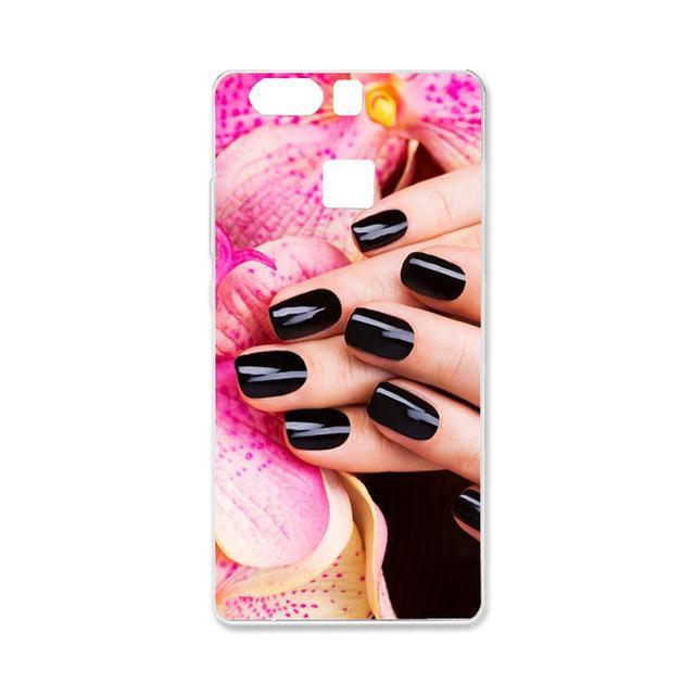 Husa Black Nails - Sabas