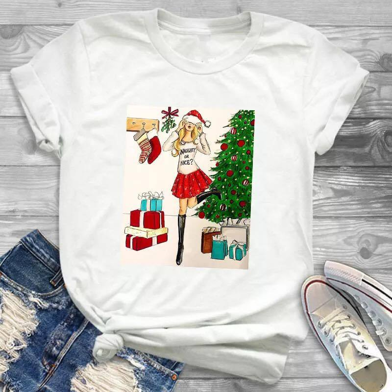 Christmas Tree-Nice Blondie - Sabas