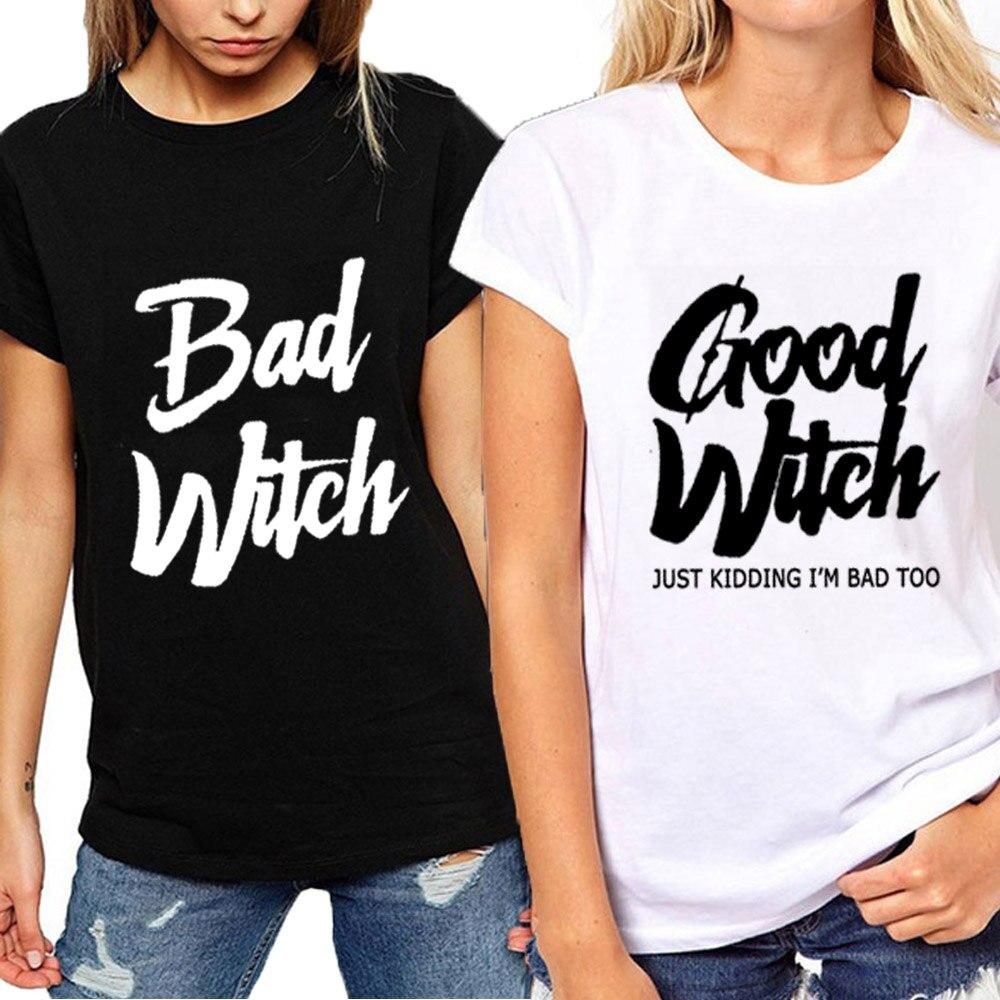 Set Tricou Bad Witch Witch - Sabas