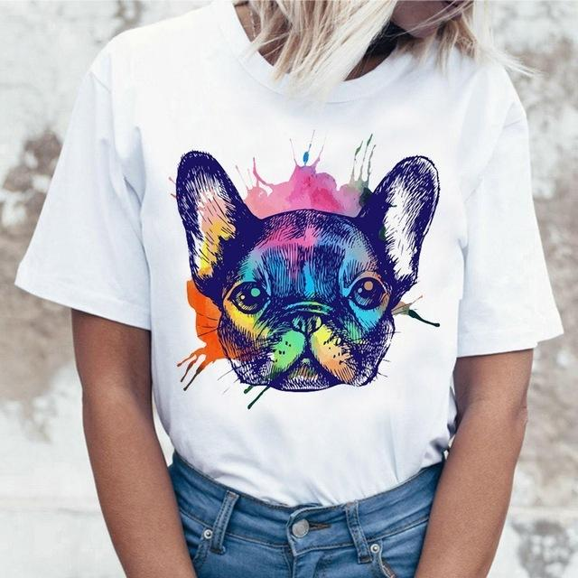 Tricou Colored Dog - Sabas