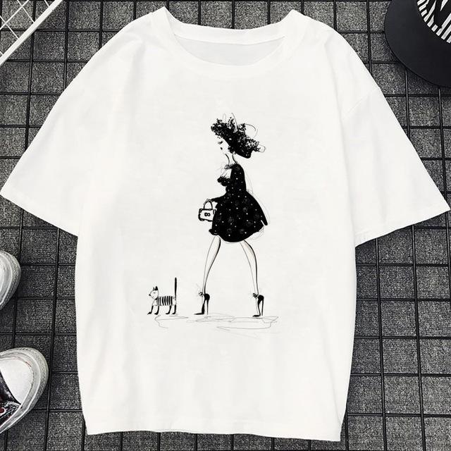 Tricou Oversized Dress Dog - Sabas