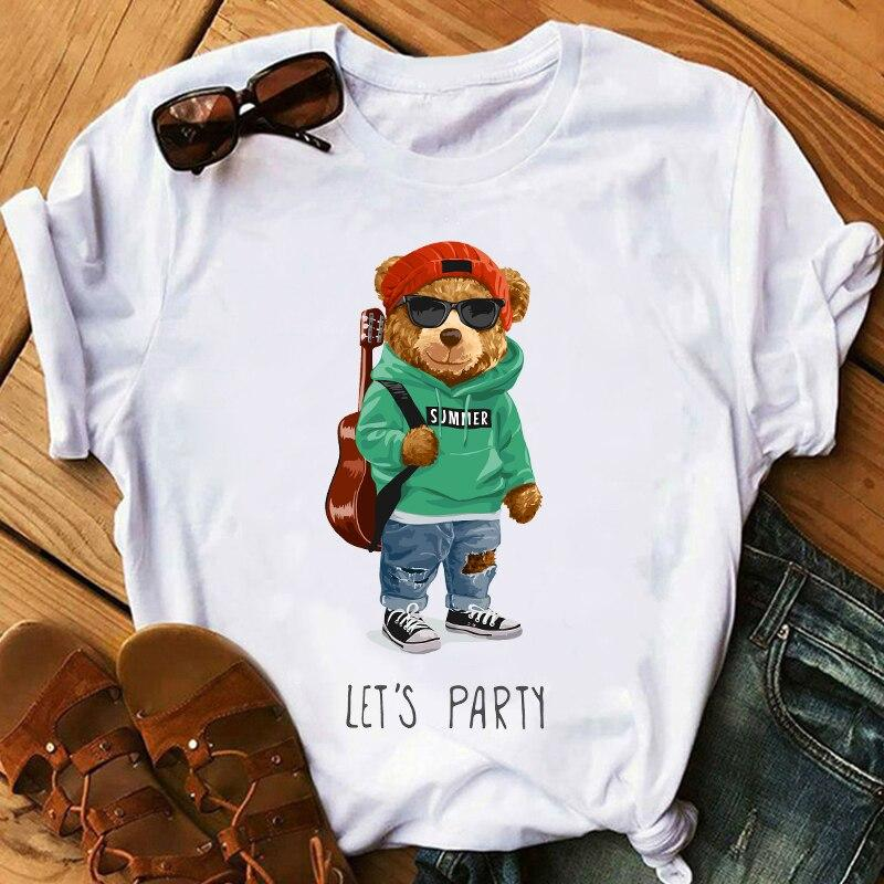 Tricou Teddy Let's Party - Sabas