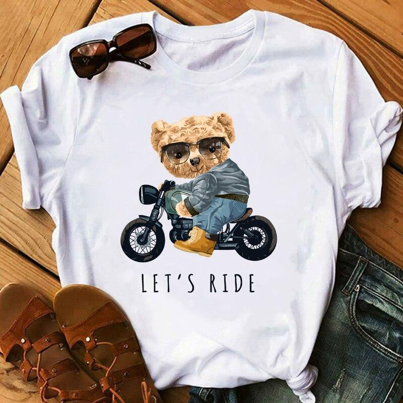 Tricou Teddy Let's Ride - Sabas