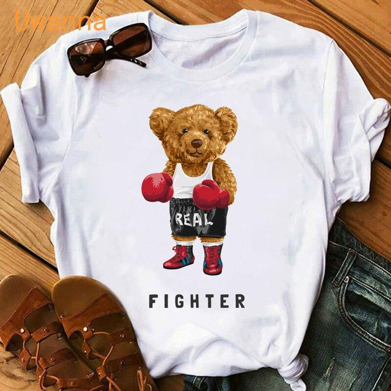 Tricou Teddy Fighter - Sabas