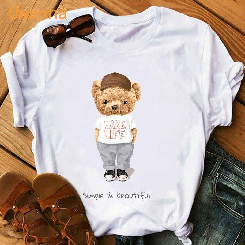 Tricou Teddy Make Life - Sabas