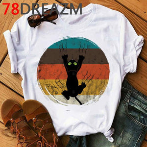 Tricou Oversized Germany Kitty