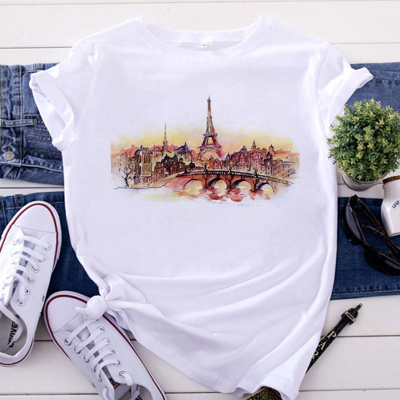 Tricou Sketch Paris - Sabas