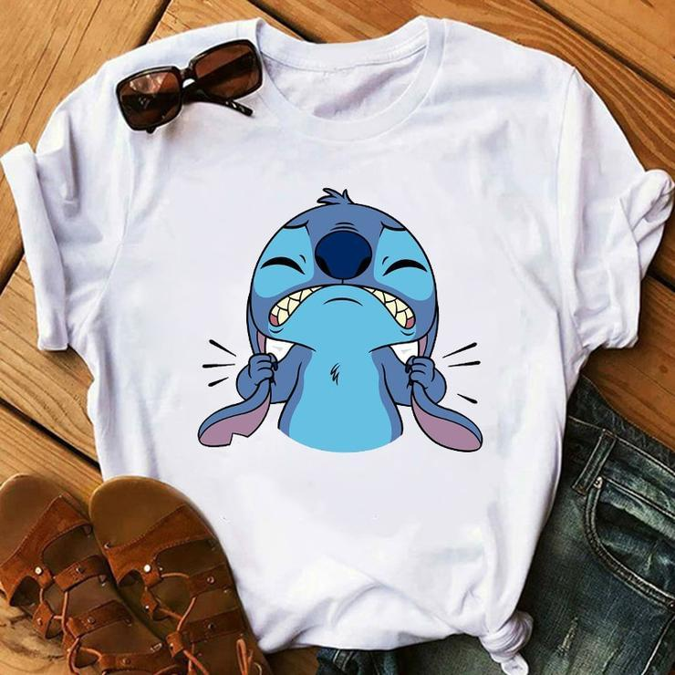 Tricou Stressed Stitch - Sabas