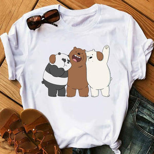 Tricou Hugging Bears