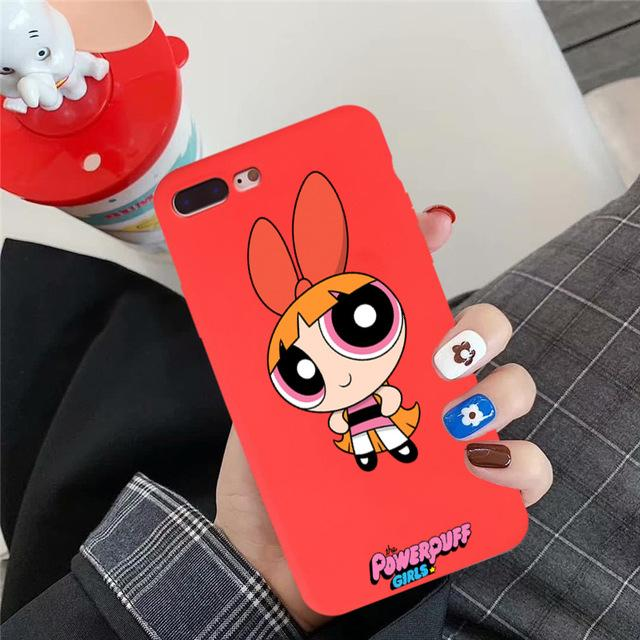 Husa Powerpuff Red - Sabas