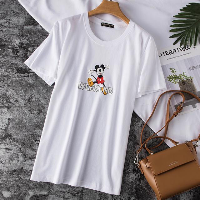 Tricou Mouse Weekend - Sabas