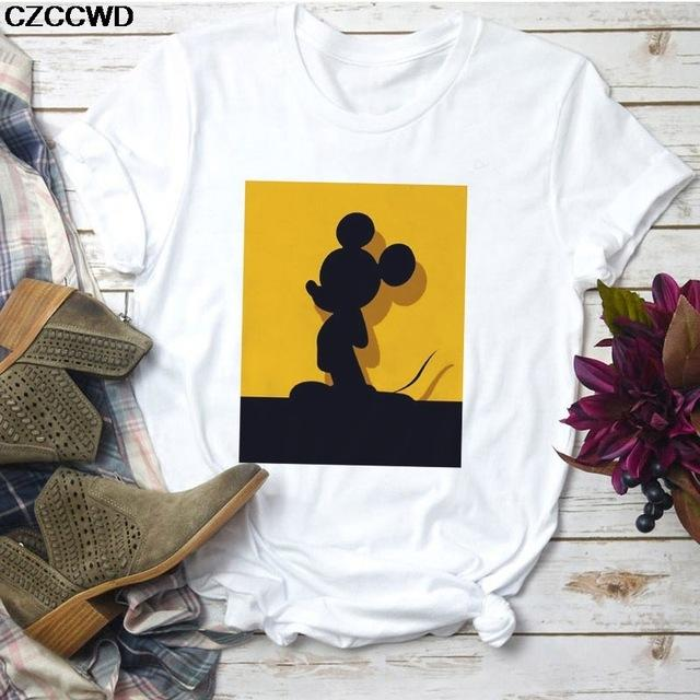 Tricou Mickey Shadow - Sabas