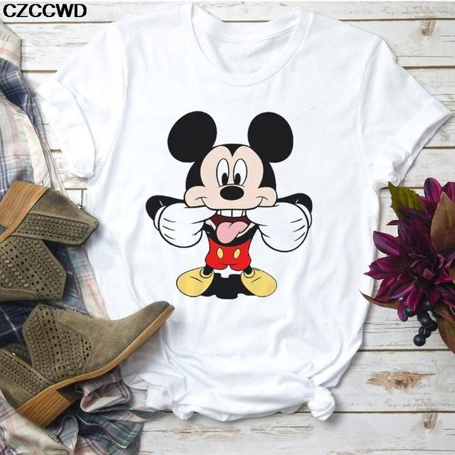 Tricou Mickey Tongue Out - Sabas
