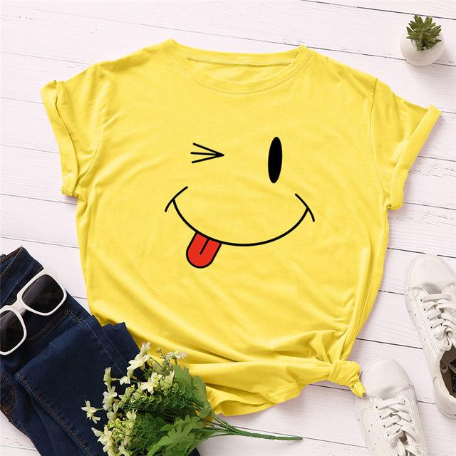 Tricou Smile Color - Sabas