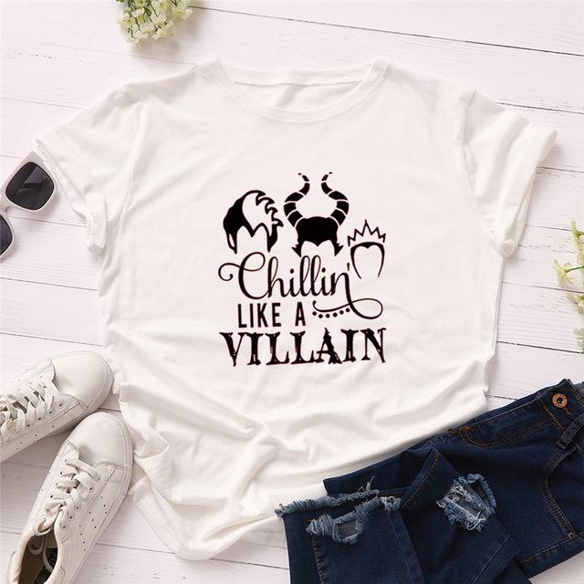 Tricou Villain Color - Sabas