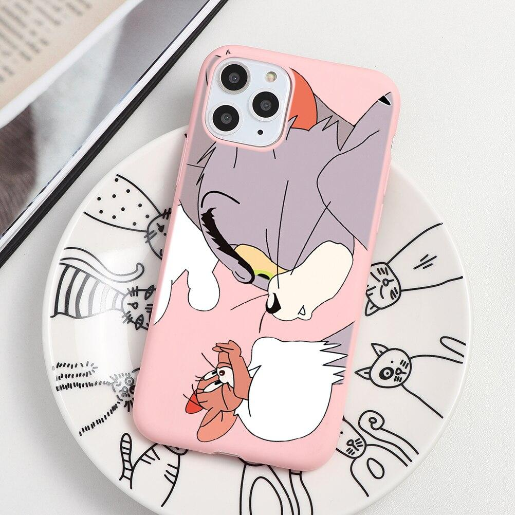 Husa Tom & Jerry Pink - Sabas