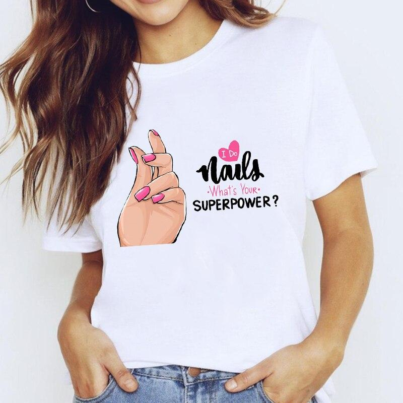 Tricou Nails Superpower - Sabas