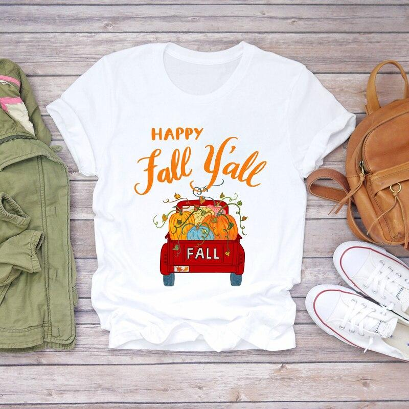 Tricou Happy Fall Yall - Sabas
