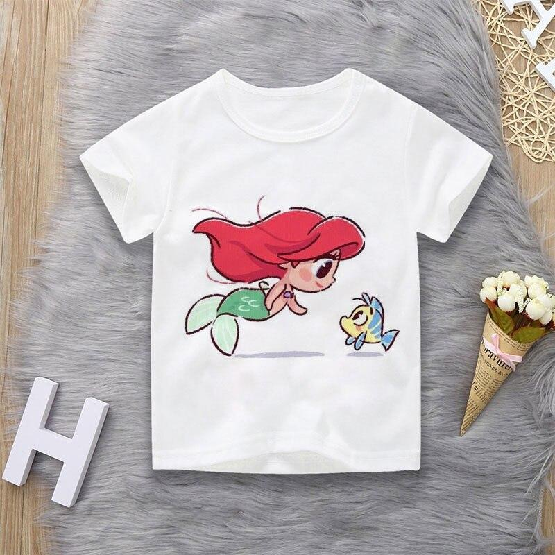 Copii Cute Cartoon Little Mermaid - Sabas