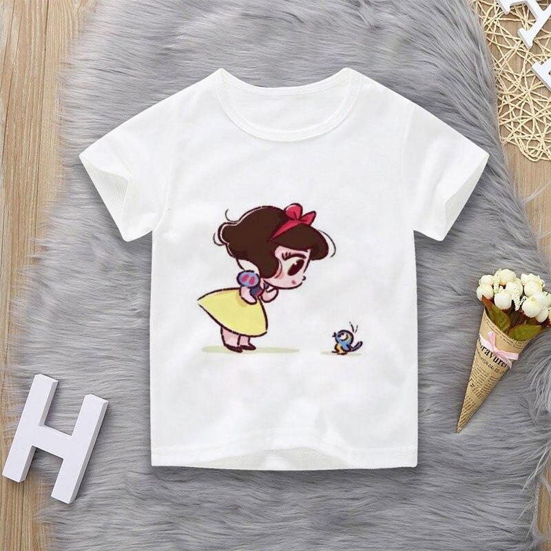 Copii Cute Cartoon Snow White - Sabas