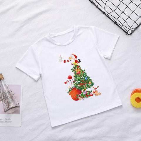 Tricou Santa & Friends