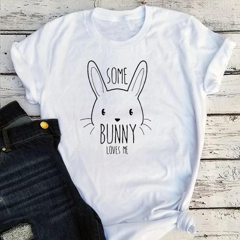Tricou Some Bunny Loves Me - Sabas