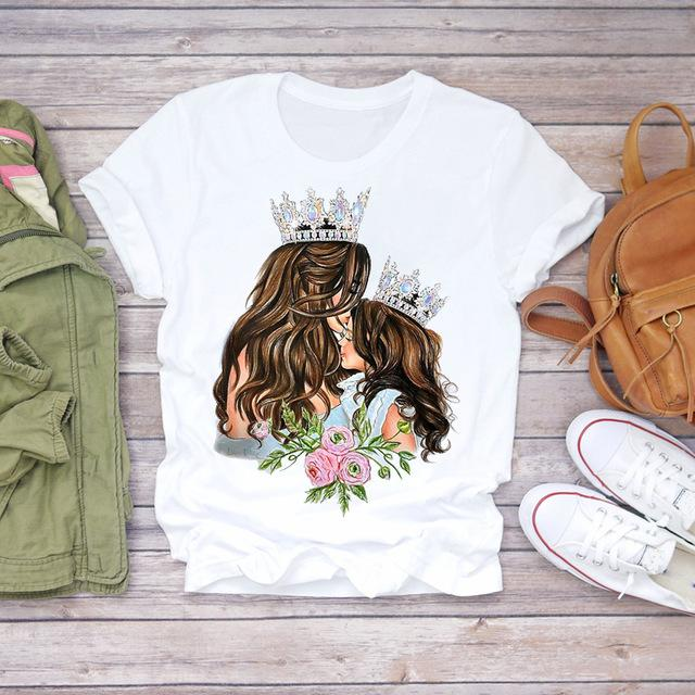 Tricou Mom & Girl Princess - Sabas