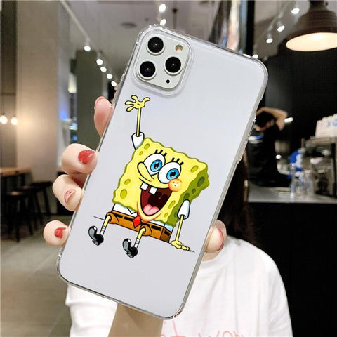 Husa Spongebob Happy