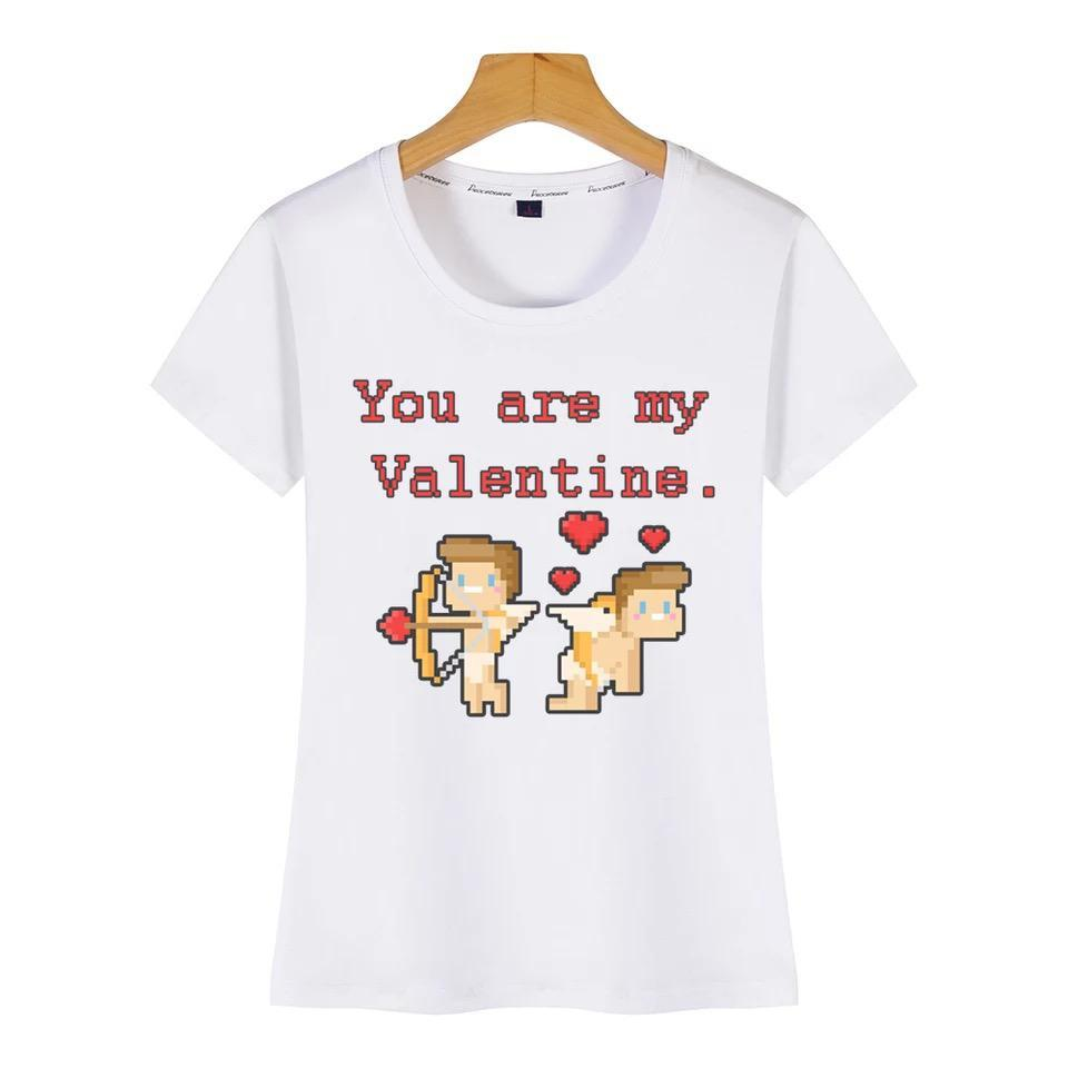 Tricou You Are My Valentine - Sabas