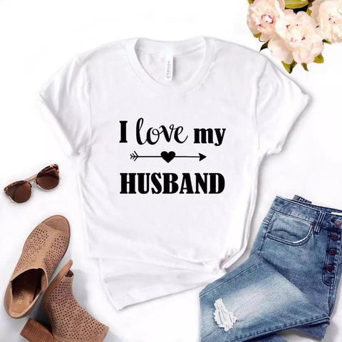 Tricou I Love My Husband