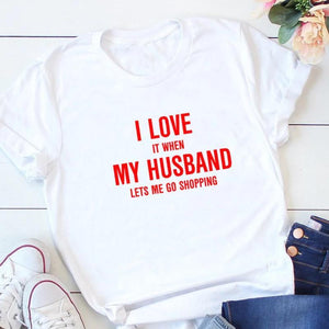 Tricou I Love My Husband 2