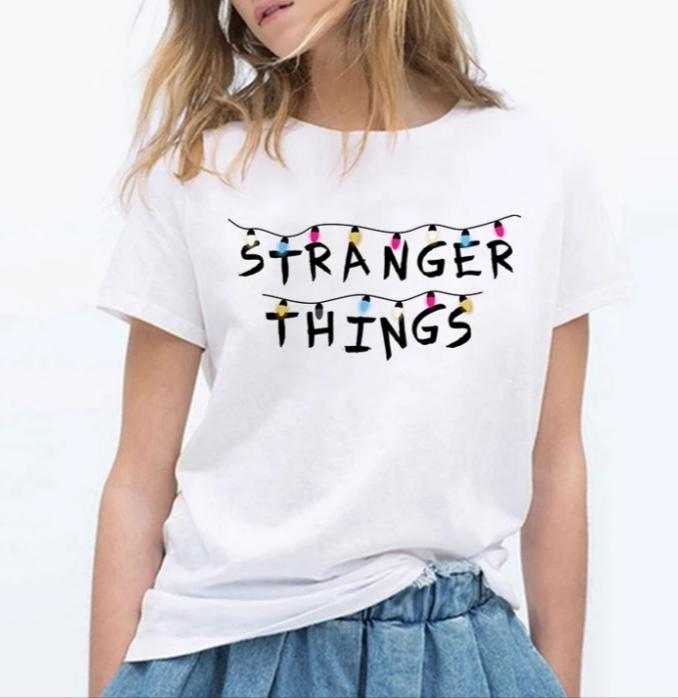 Tricou Stranger Things - Sabas