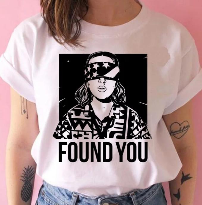 Tricou Found You - Sabas