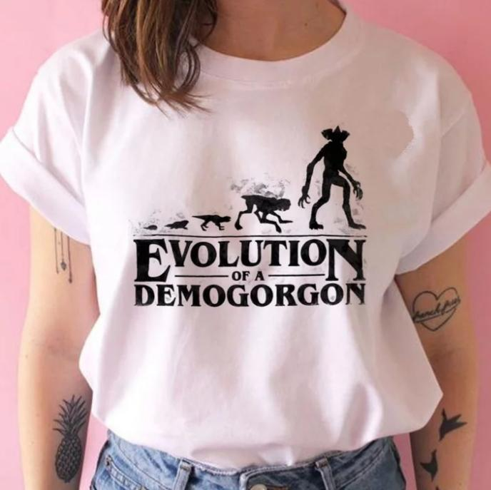 Tricou Evolution Of A Demogorgon - Sabas