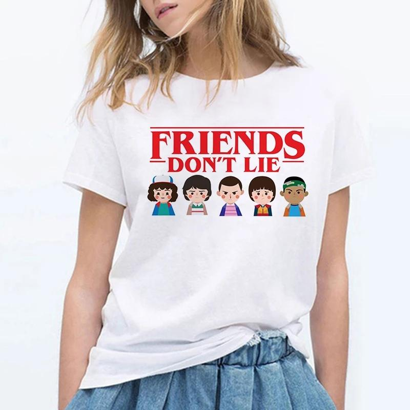 Tricou Friends Dont Lie Anime 2 - Sabas