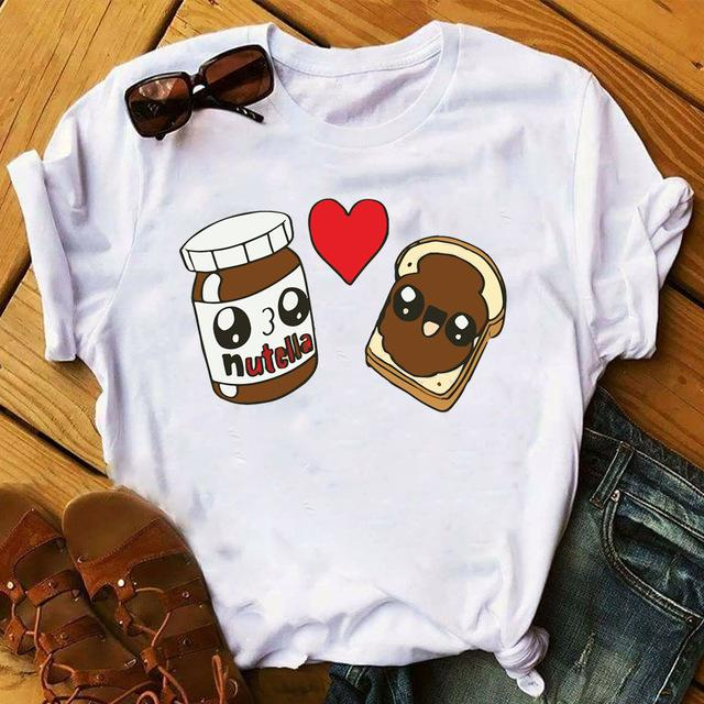 Tricou Nutella Love Bread - Sabas