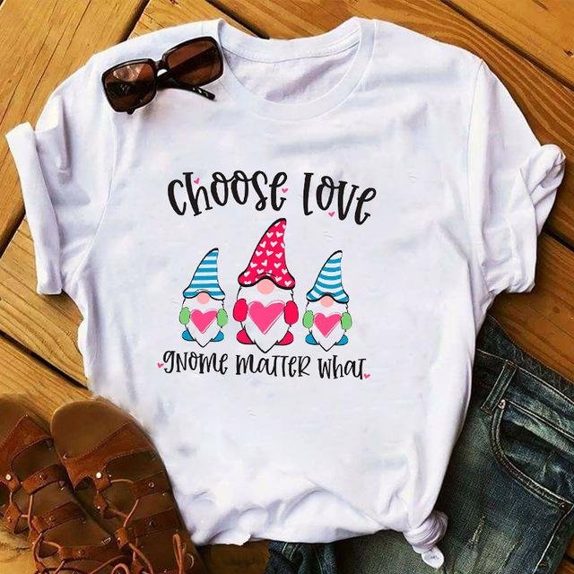 Tricou Choose Love 3 Mini Old - Sabas