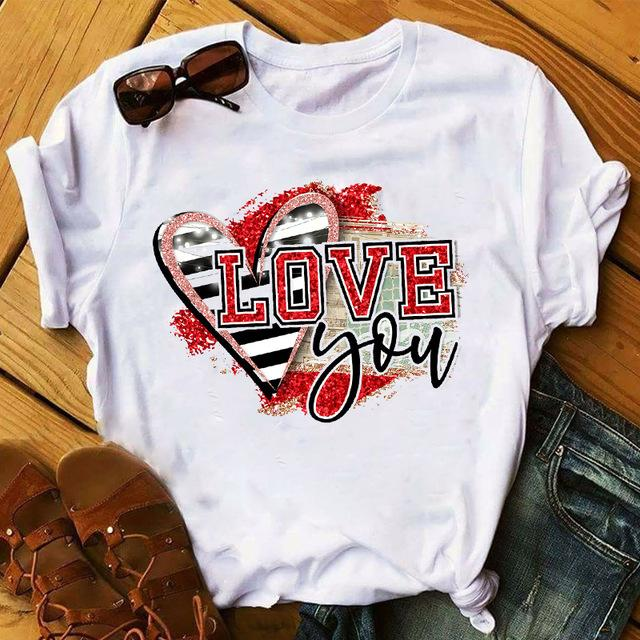 Tricou Love You Shining - Sabas