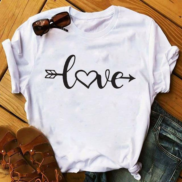 Tricou Love Arrow - Sabas