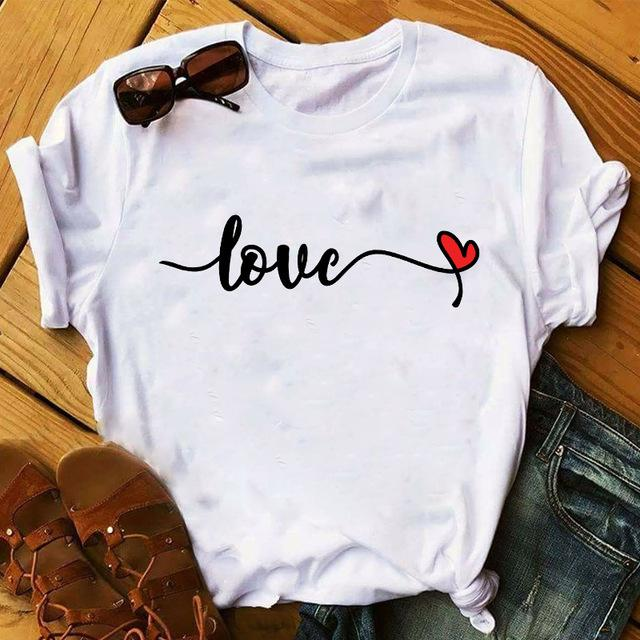 Tricou Love Mini Heart - Sabas