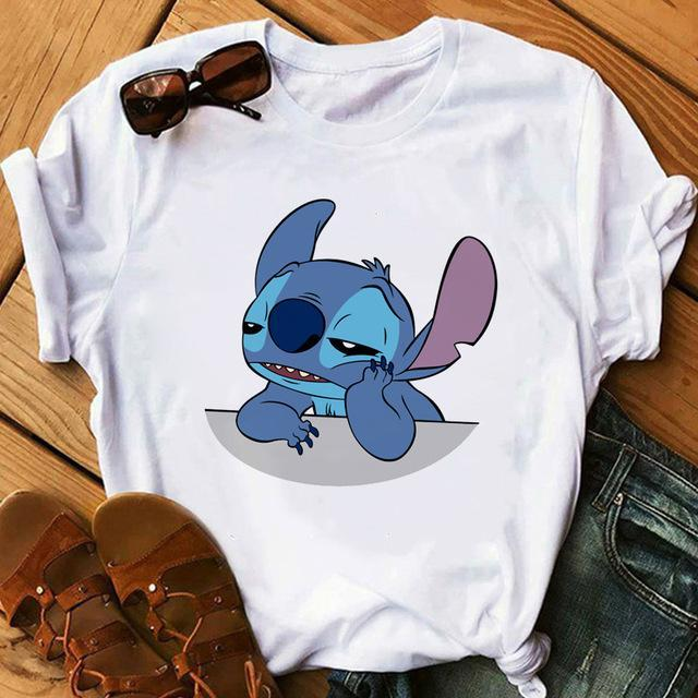 Tricou Sleepy Stitch - Sabas
