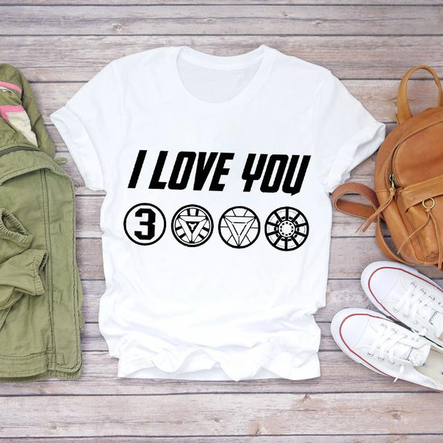 Tricou I Love You - Sabas