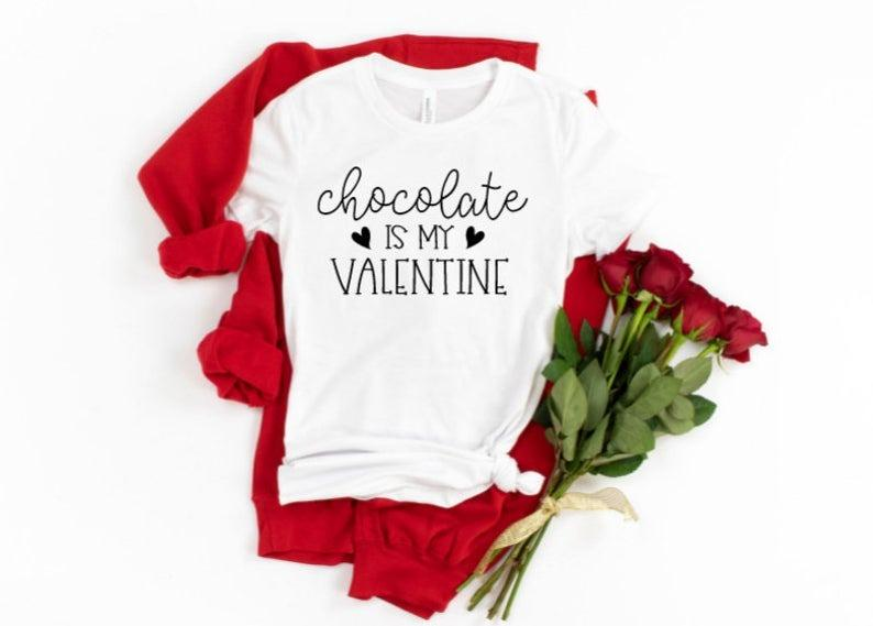 Tricou Chocolate is my - Sabas