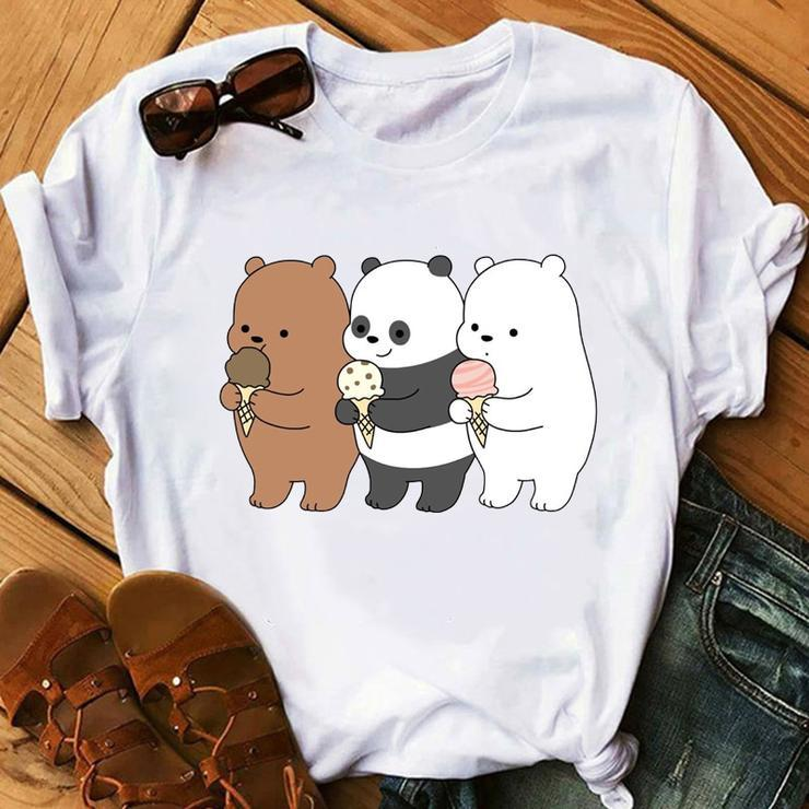 Tricou Bears Ice Cream - Sabas