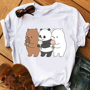 Tricou Bears Ice Cream