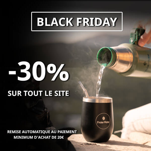 frate maté presentation black friday mobile
