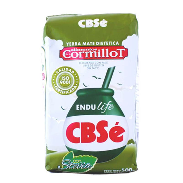 yerba mate cbsé endulife