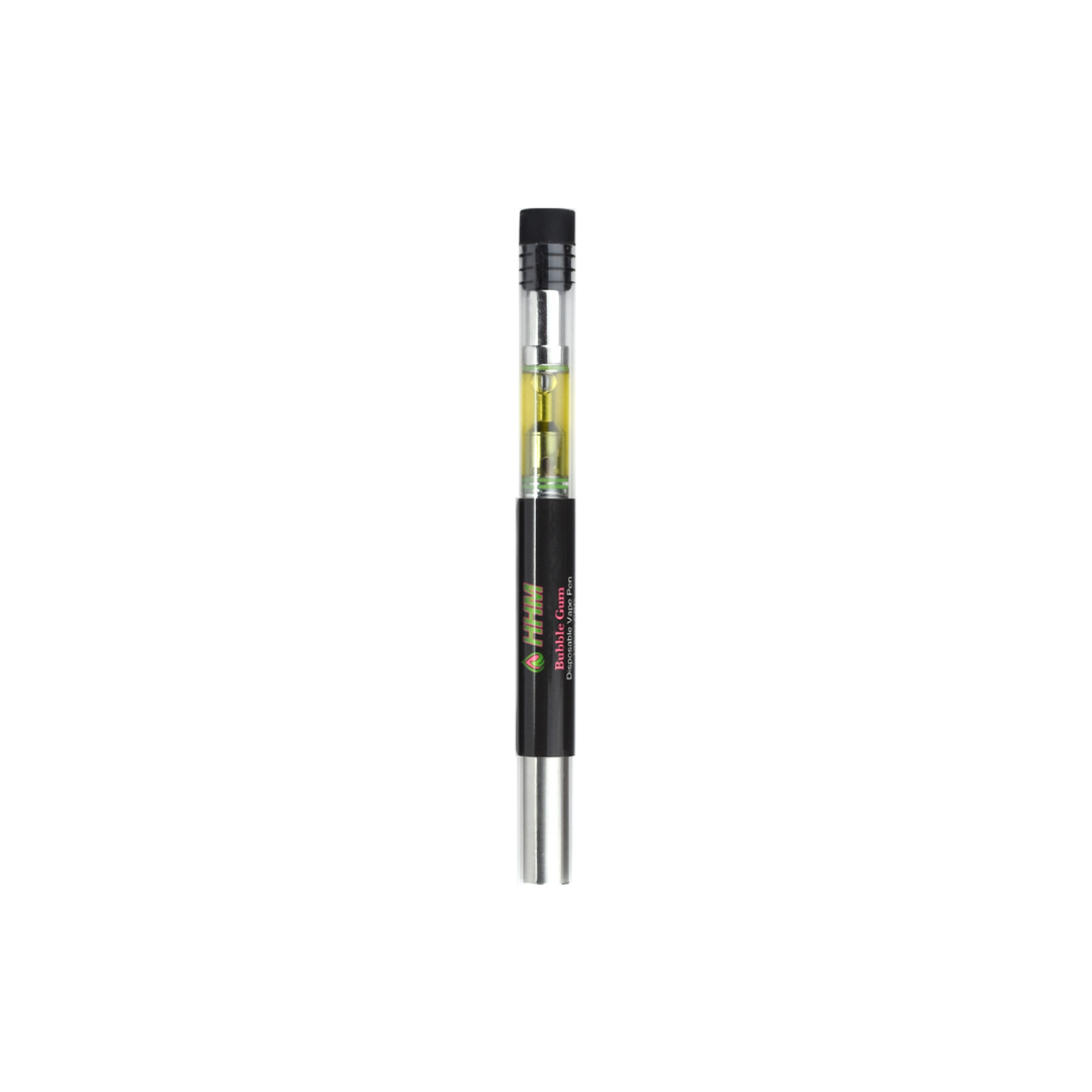 Bubble gum disposable vape pen HHM