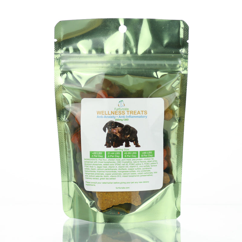 CBD For Dogs & Cats