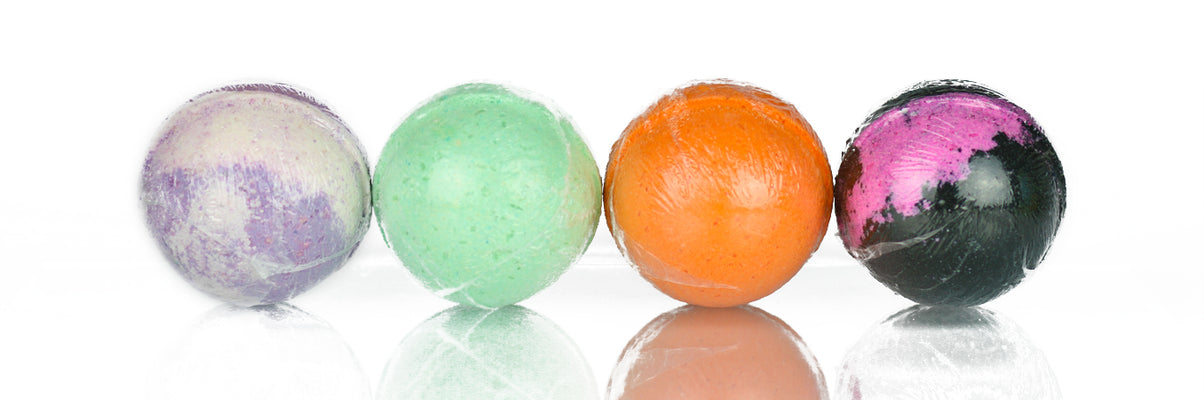 CBD bath bombs